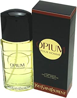 Opium De Yves Saint Laurent Eau De Toilette Masculino 100 ml