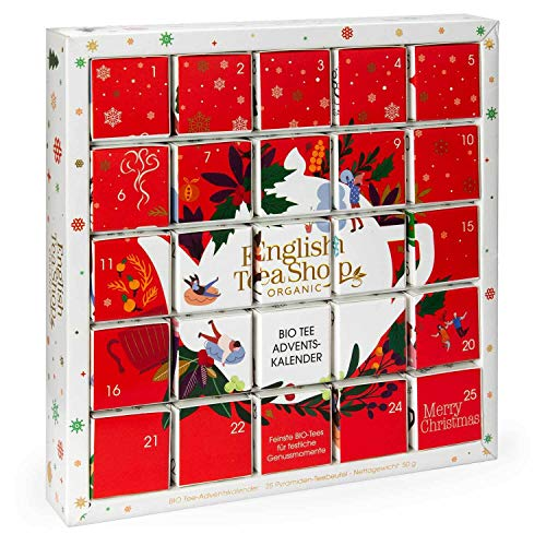 English Tea Shop - Puzzle Tee Adventskalender