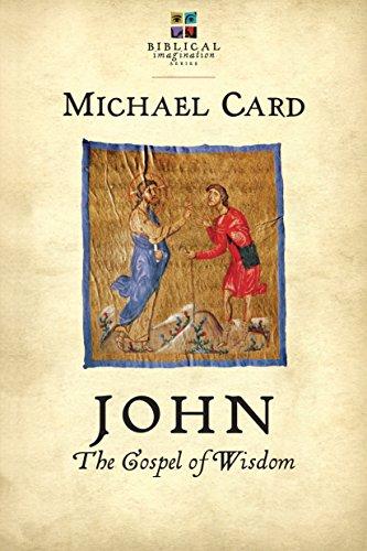 John: The Gospel of Wisdom (The Biblical Imagination Series) (English Edition)
