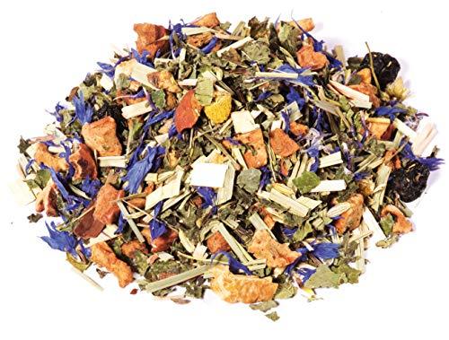 Zorgeloos Ayurvedische losse thee Biologisch, 100 gram