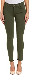 7 For All Mankind Women's Crop Skinny Jean in