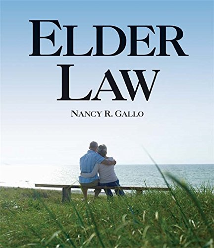 Compare Textbook Prices for Elder Law 1 Edition ISBN 9781401842574 by Gallo, Nancy R