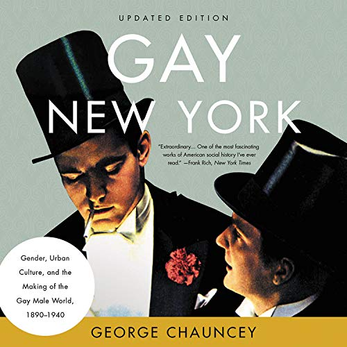 『Gay New York』のカバーアート