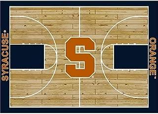 Milliken 4000018507 Syracuse College Home Court Area Rug, 7'8
