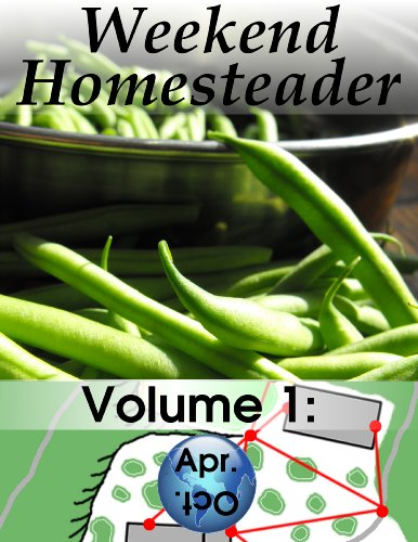 Weekend Homesteader: April by [Anna Hess]