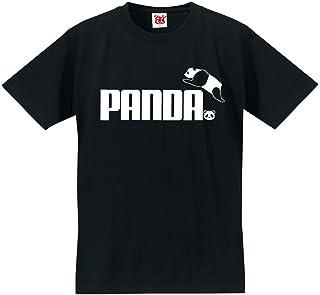 シャレもん Tシャツ アニマル 【 パンダ 】選べる6色 おもしろ プレゼント メンズ レディース キッズ 雑貨 グッズ 服 お散歩 しゃれもん PRIME