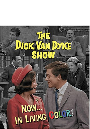 The Dick Van Dyke Show - Now In Living Color! (1 Disc) [Blu-ray]
