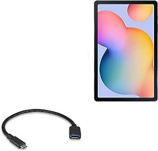 Cabo para Samsung Galaxy Tab S6 Lite, BoxWave [Adaptador de Expansão USB] Adicione ferragens conectadas por USB ao seu tel...