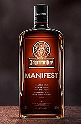 3 Flaschen Orginal Jägermeister Manifest Streng Limitiert a 1L