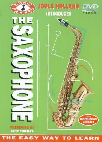 The easy Way to learn Saxophone : DVD-Video