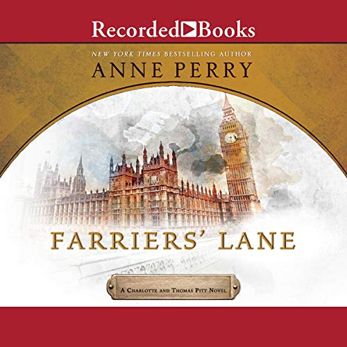Farriers' Lane Audiobook By Anne Perry cover art