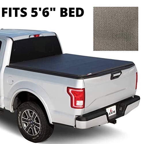 LEER Latitude SC   Fits 2015+ Ford F-150   Easy Install, Soft Tri-Fold Truck Bed...