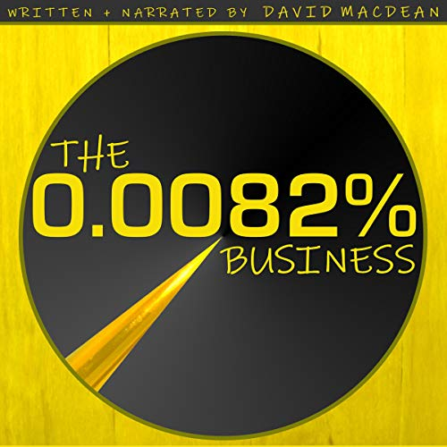 The 0.0082% Business cover art