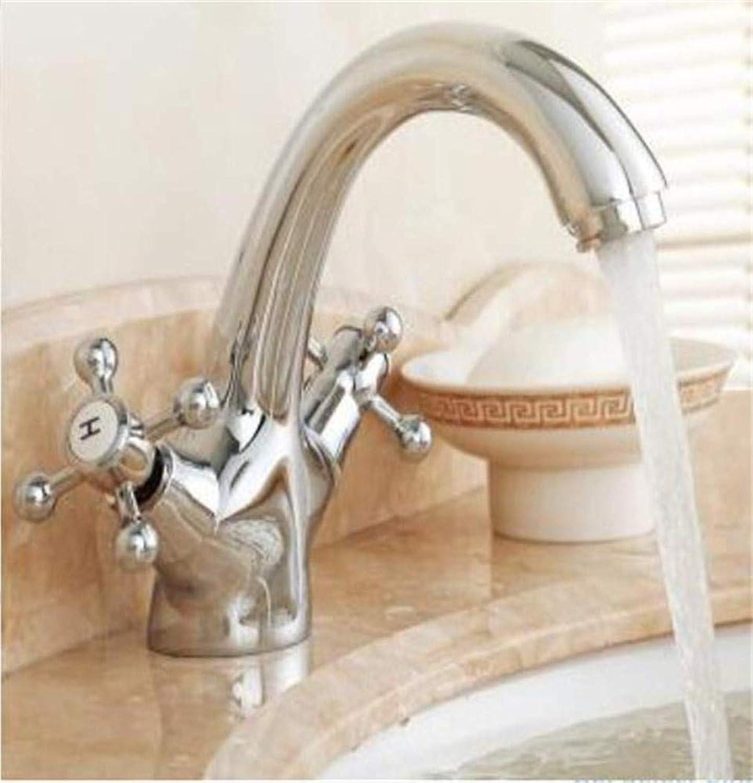 360° redating Faucet Retro Faucetbathroom Sink Faucet Basin Mixer Decked Basin Tap