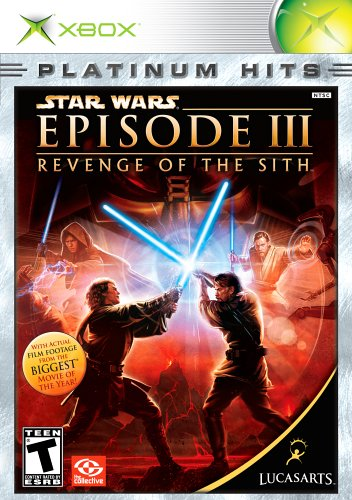 Star Wars Episode III sold out Revenge the Xbox - Sith San Antonio Mall of