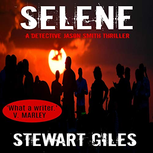 Selene audiobook cover art