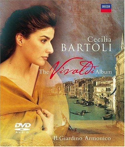 The Vivaldi Album [DVD-AUDIO]