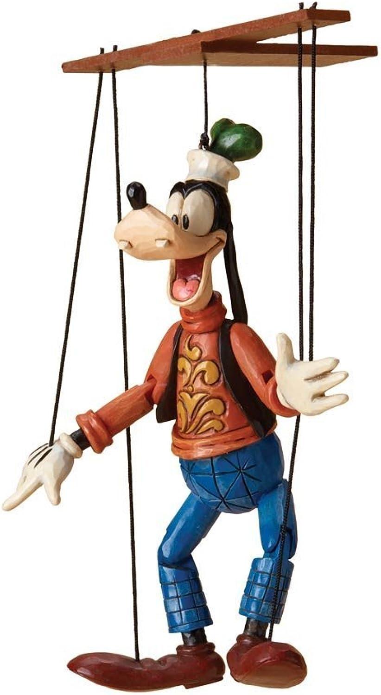 Enesco Disney Tradition Jim Shore Arbeit Marionette Goofy Figur Parallel Import Ware