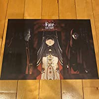 ■Fate stay/night Heaven's Feel HF■ ユスティーツァ 遠坂永人 ゾォルケン Ⅲ.spring song ufotable cafe カフェ 二期 ランチョンマット