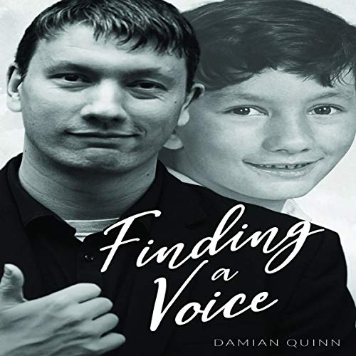 Finding a Voice Audiobook By Damian Quinn cover art