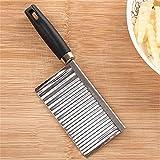 Anwaz Multifunktions Cut Kartoffel Seide Wave Knife