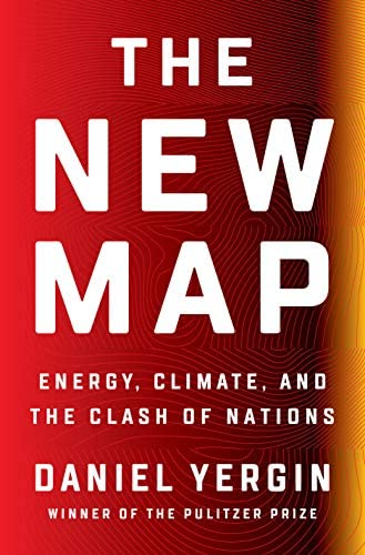 The New Map Energy Climate and the Clash of Nations product image