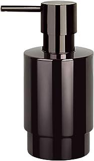 Spirella 10.15428 Distributeur de Savon Liquide Nyo en Titane Noir