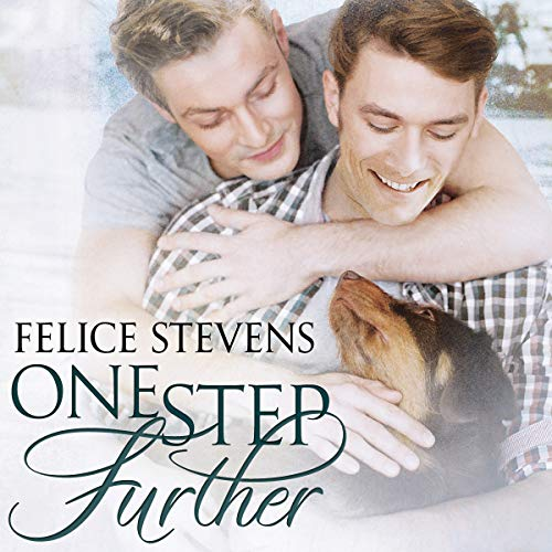 One Step Further audiobook cover art