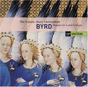 Byrd: Masses for 4 & 5 Voices