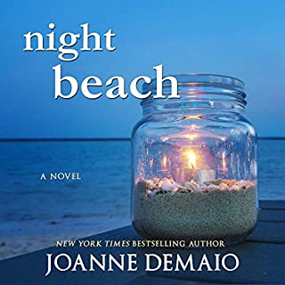 Night Beach audiobook cover art