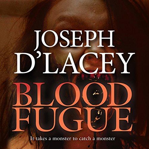 Blood Fugue audiobook cover art
