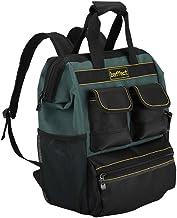 Tool Backpack mit Werkzeug Organizer, BAFFECT Elektriker Werkzeugtasche Quick Access Tool..
