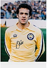 Alan Curtis Signed Leeds United Photo Autograph - Autographed Soccer Photos