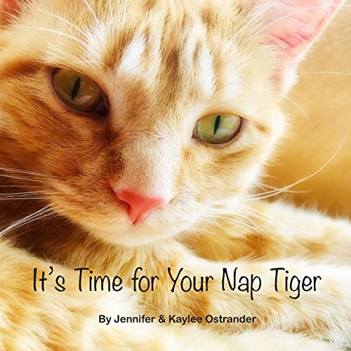 It's Time for Your Nap Tiger