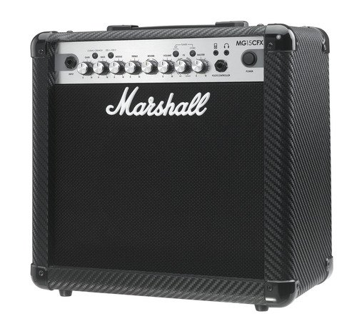 Marshall MG15CFX MG Series 15-Watt Guitar Combo...