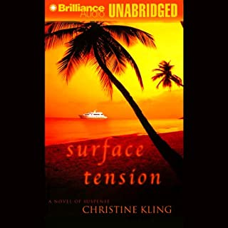 Surface Tension audiobook cover art