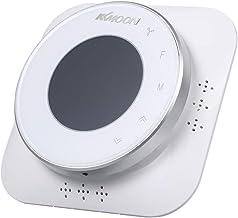 KKmoon Termostato Programable de Calefacción/Refrigeración,WiFi AC/DC 24V con Conexión Pantalla Táctil LCD, Controlador de...