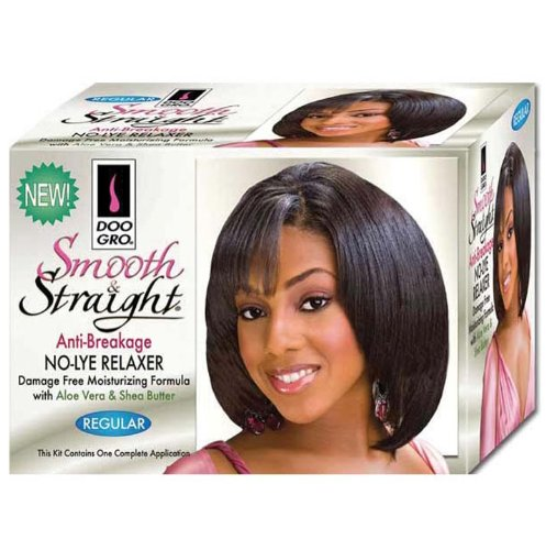 Doo Gro Défrisant Smooth & Straight normal Sans soude