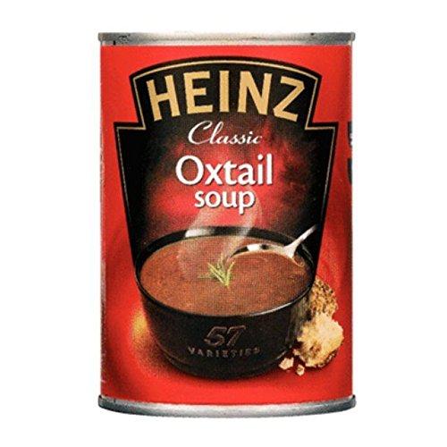 HEINZ Queue De Boeuf Soupe 400G - Paquet de 6