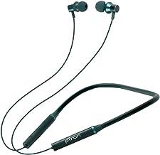 pTron Tangentbeat Bluetooth 5.0 Wireless Headphones with Deep Bass, Ergonomic Design, IPX4 Sweat/Waterproof Neckband, Magn...