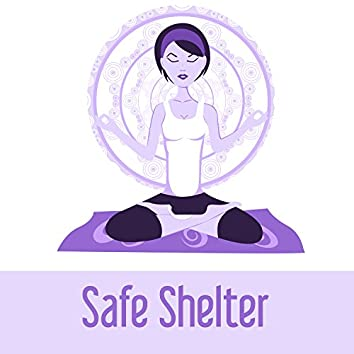 Safe Shelter - Way of the Buddha, Buddhism Gives Signs, Positive, Impact on Life, Energy from Harmony, Coexistence Spirit and Body