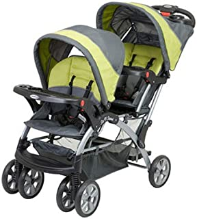 baby trend sit and stand jogger