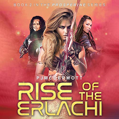 Rise of the Erlachi  By  cover art