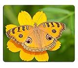luxlady Gaming tapis de souris d'image: 23006757papillon Biberon sur fleur