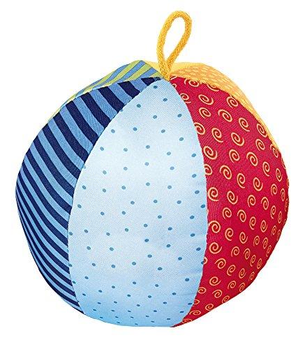 sigikid, Mädchen und Jungen, Soft-Aktiv-Ball, Play-Q, Mehrfarbig, 49580