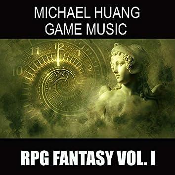 Michael Huang Game Music: RPG Fantasy, Vol. 1