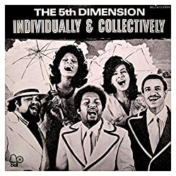 THE 5TH DIMENSION-INDIVIDUALLY & COLLECTIVELY 1972 VINYL LP