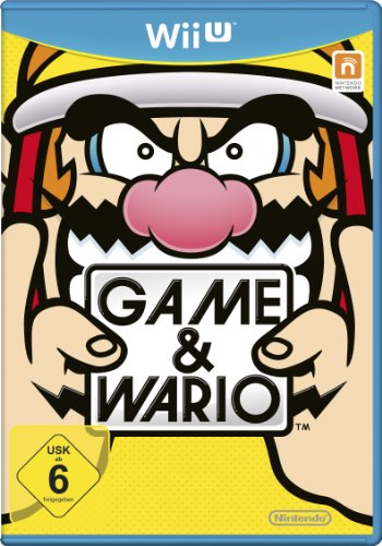 Game & Wario [import allemand]