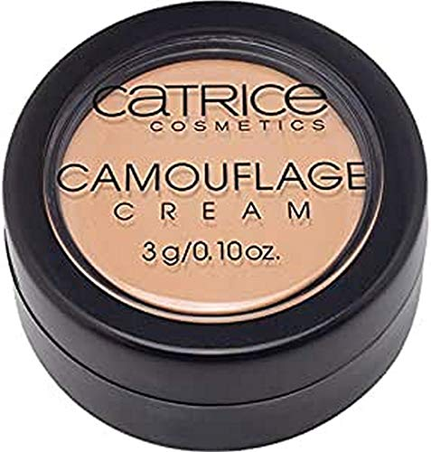 Catrice - Concealer - Camouflage Cream - Light Beige 020