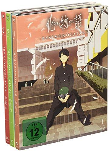 Bakemonogatari - Gesamtausgabe - [Blu-ray]